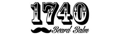 1740 Beard Balm logo