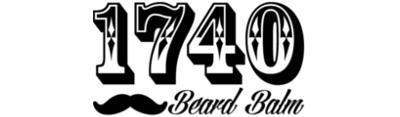 Logo of the 1740 Beard balm Brand