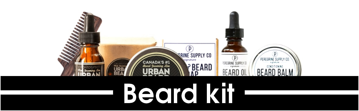 barbaware caTEGORY BANNER FOR THE BEST beard grooming kit