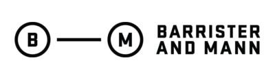 Barrister & Mann logo
