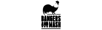 Banger and Mash underwear brand logo