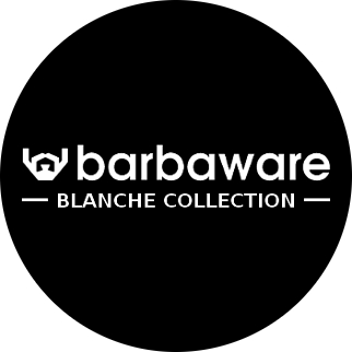 barbaware blanche collection logo