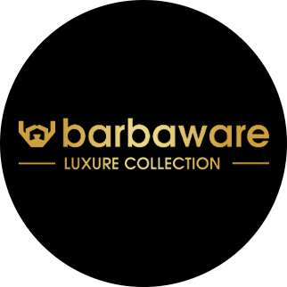 barbaware luxure collection logo