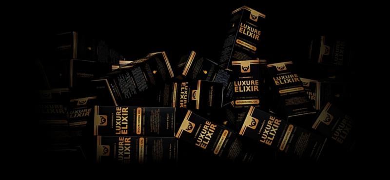 bouteilles de luxure elixir de barbaware soins pour hommes