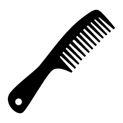 beard combs icon