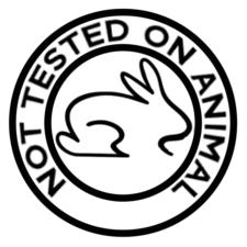 Icone pour produits téstés sur des humains et non pas sur des animaux