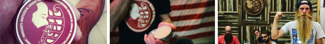 Featured image of the Beard Balm™ Made In Detroit Beard Care brand