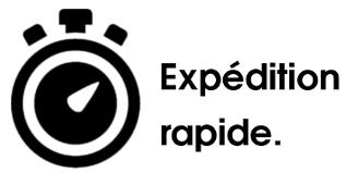 barbaware traitement des commandes: expédition rapide en moins de 24 heures