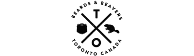 Beards and beavers logo