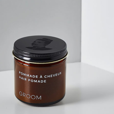 HAIR POMADE - GROOM - 3 OZ
