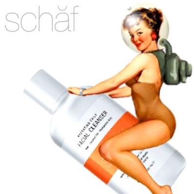 HYDRATING DAILY FACIAL CLEANSER BY SCHAF SKIN CARE OF 237 ml