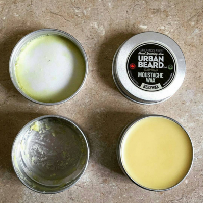 MUSTACHE WAX - URBAN BEARD BEARD CARE - 1 OZ