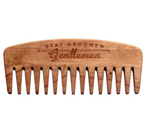 Big Red n° 9 Beard Comb Cherry