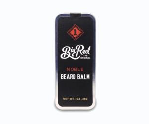 Big Red Beard Combs Noble beard balm