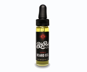 Big Red Beard Combs Noble beard oil