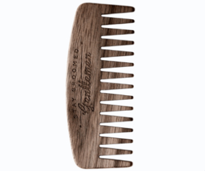 Big Red Beard Combs No. 9 beard comb