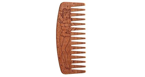 Peigne à barbe Big Red Beard Comb