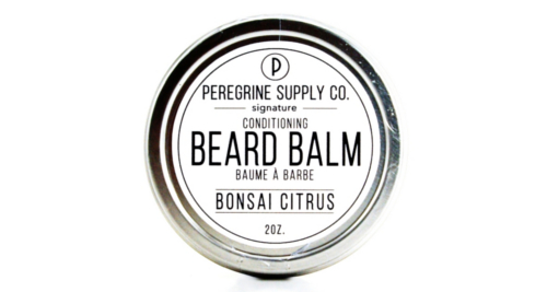 Bonsai citrus peregrine supply co beard balm