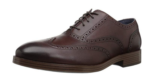 The Cole Haan Men's Henry Grand Shortwing Oxford Shoes