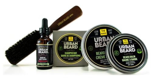 Ensemble d'entretien de barbe Ultime de la marque Urban Beard