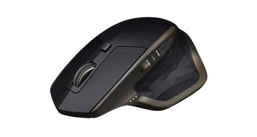 The Logitech Mx Master wireless mouse