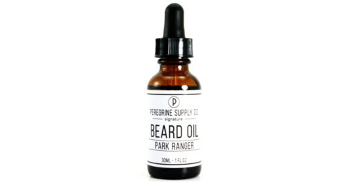 Peregrine supply co Park Ranger beard oil