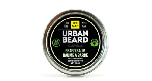 Urban beard cedarwood beard balm
