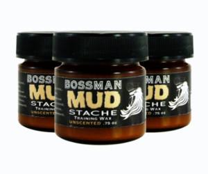 3 Bossman Brands Mud Stache