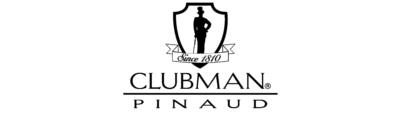 Clubman Pinaud beard care brand logo