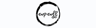 Cup cuff logo