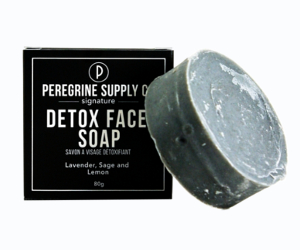 Peregrine Supply Co Detox Face Soap