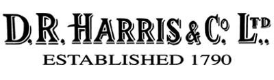 D.R. Harris & Co. logo