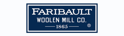 Faribault woolen mill co logo