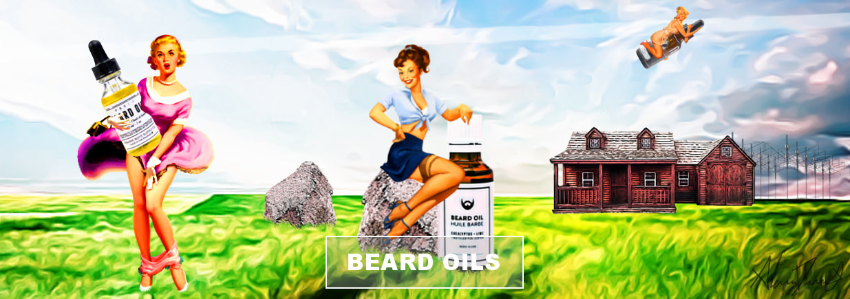Beard Kings Banner for the Best beard oils - view all our beard oil including beardbrand and mad vikings - old man with biggest beard - US