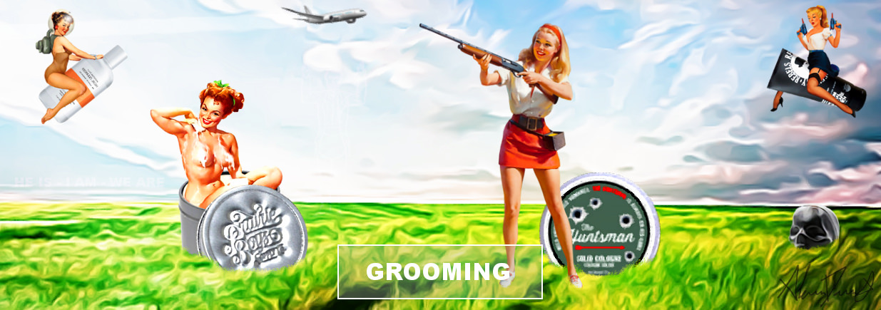 Banner for the true Gentleman Beard Kings - women love guys with beard - get the best men's grooming - see all our products and UK brand