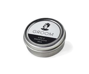 Industries Groom Mustache wax