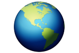 planet icon for international