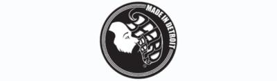 Logo of the Beard Balm Made in Detroit Beard Care Brand