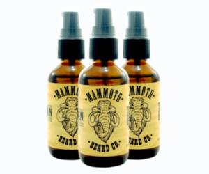 Mammoth Beard Co. The Devil's Reserve Beard Oil