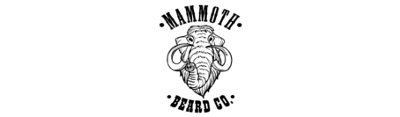 Mammoth beard co Canadian beard care brand logo