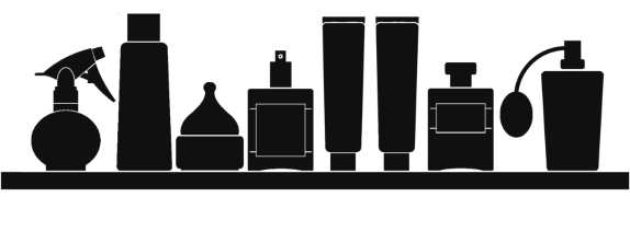 Icon for men's grooming products