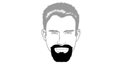 differentes tailles de barbes affordable je garde ma barbe ou je la rase pour aller sur la. Black Bedroom Furniture Sets. Home Design Ideas