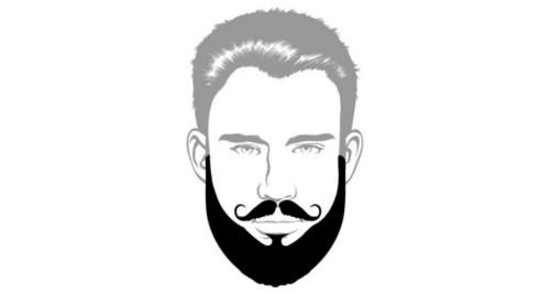 Here is the Verdi beard style