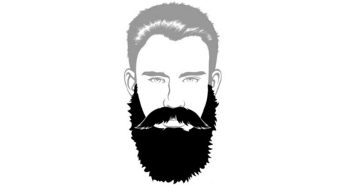 Here is the Winter or hypster beard style