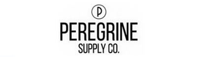 Peregrine Supply Co Men'S Grooming Brand from Canada Logo