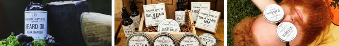 Featured image of the Peregrine Supply beard care & skincare brand