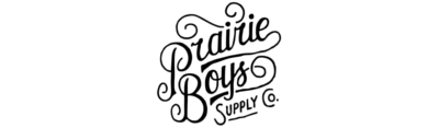 Prairie Boys Supply Co. logo
