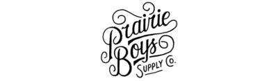 Logo of the Prairie Boys Supply Co Beard Care Brand