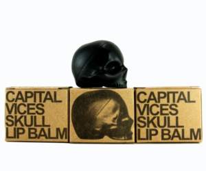 Three Rebels Refinery Capital Vices Luxuria Strange Fruit Lip Balms