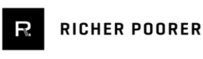Richer Poorer logo